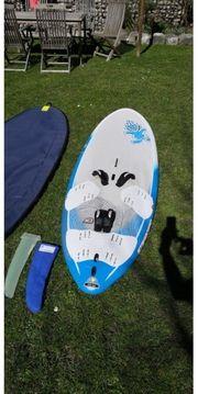 Surfbrett Segel Mast Ausrüstung Komplett