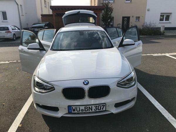 BMW 118d Xenon » BMW Sonstige