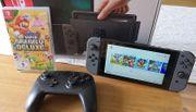 3 Wochen alte Nintendo Switch