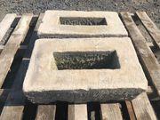 Historische Belüftungsöffnungen aus Sandstein 1800