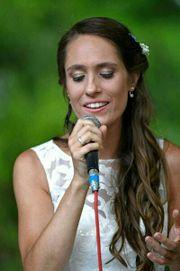 Hochzeitssängerin, Sängerin für