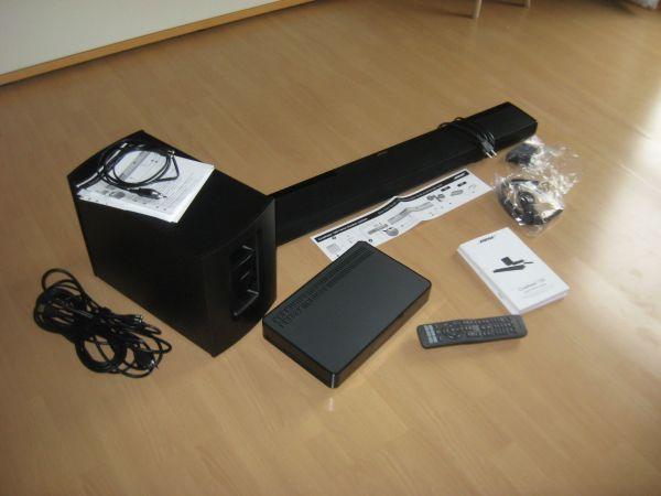 Bose Cinemate 130 » Surroundsysteme