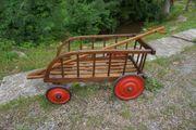 Bollerwagen / Handwagen / Leiterwagen