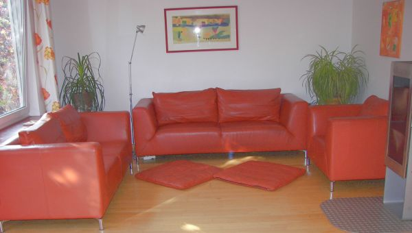 WECO Designer 1+2+3-Sitzer-Garnitur in Kassel - Polster, Sessel ...