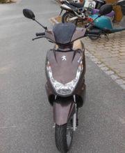 Motorroller Kisbee 50 von Peugeot