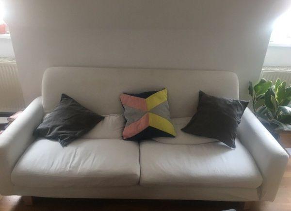 zu verschenken: sofa nikkala in münchen - polster, sessel, couch, Hause deko