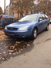 Ford Mondeo Kombi TÜV 9