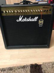 gitaren verschterker Marshall