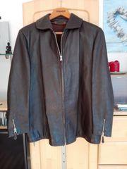 Echte Rarität Lederjacke aus Nachkriegszeit