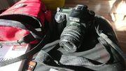 Pentax K 200 D Kamera