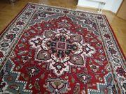 Wohnzimer Teppich Wolle hübsches Muster