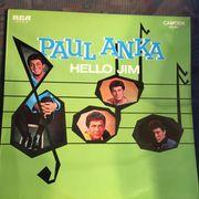 LP von Paul Anka - Hello