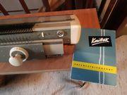 Knittax S Strickmaschine,