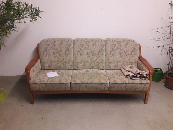 Hochwertige Sitzgarnitur 3er Sofa Und Sessel In Kirchentellinsfurt