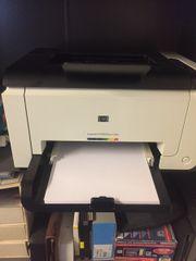 Verkaufe Laserjet CP1025nw
