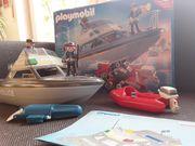 Playmobil 4429 polizeiboot