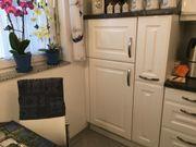 Einbauküche weiß glänzend