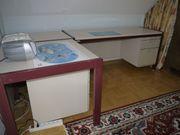 Hochwertiger moderner Schreibtisch vielfältig einsetzbar