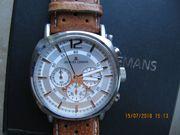 herren chronograph JAQUES LEMANNS NEUWERTIGER