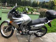 Verkaufe Motorrad Honda 650 Transalp