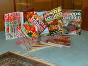 ESSEN und TRINKEN - Zeitschriftensammlung