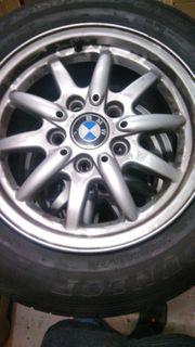 BMW Radsatz