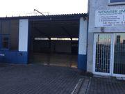 Werkstatt - Produktions Lagerhalle