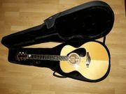 LJ6 Jumbostyle Gitarre