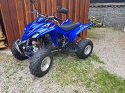 Yamaha 350 Raptor
