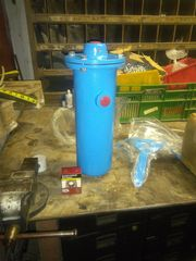 Verschiedene Pneumatik Stromventilschieber Filter Filterkatuschen