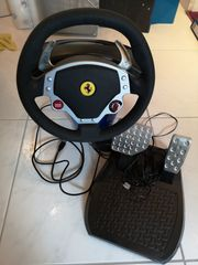 Lenkrad PC PS - Thrustmaster Ferrari