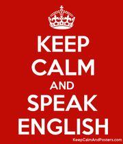 English Native Speaker