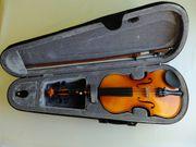Reserviert - Verkaufe Geigen-Set 1 2