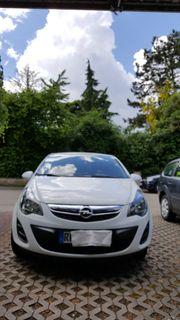 Opel Corsa Baujahr 2014