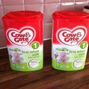 Cow & Gate Milchpulver