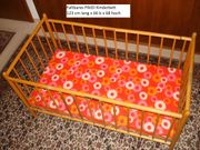 Kinderbett Holz faltbar