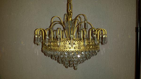 Kronleuchter 9 Flammig Kristall ~ Kronleuchter kaufen kronleuchter gebraucht dhd24.com
