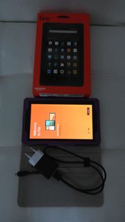Amazon Fire-Tablet 7 WLAN 8