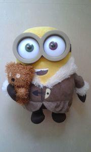 Minion Bob mit Teddybär Plüsch