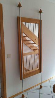 Spiegel aus Buche-Holz Echtholzfurnier modern