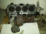 Zylinderkopf mit Turbolader