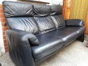 Leder-Sofa
