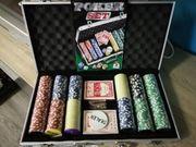 Pokerkoffer Neu
