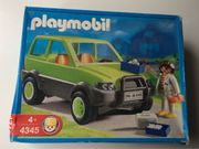 Playmobil Tierärztin mit
