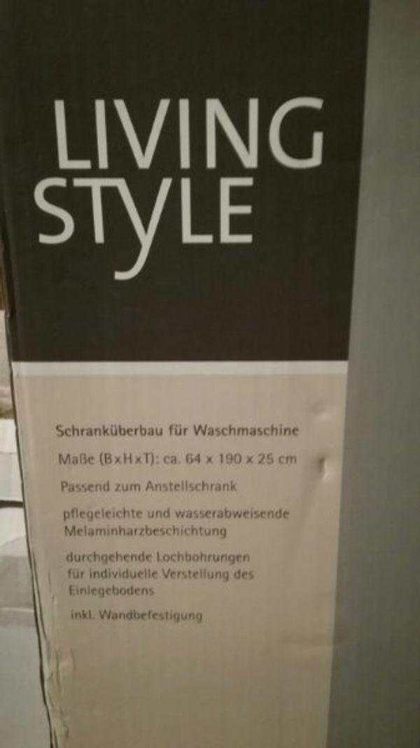 Waschmaschinen Oberschrank In Nürnberg Haushaltsgeräte Hausrat