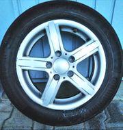 4 Stück Komplette Räder Mercedes