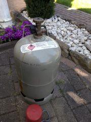 5 kg Propangasflasche inkl Füllung