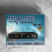 Digitaler Satelliten Receiver HDLINE 310