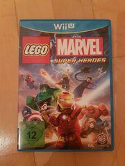 Lego Marvel Super Heroes Wii