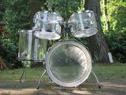 Schlagzeug SONOR Acryl Shellset Drums